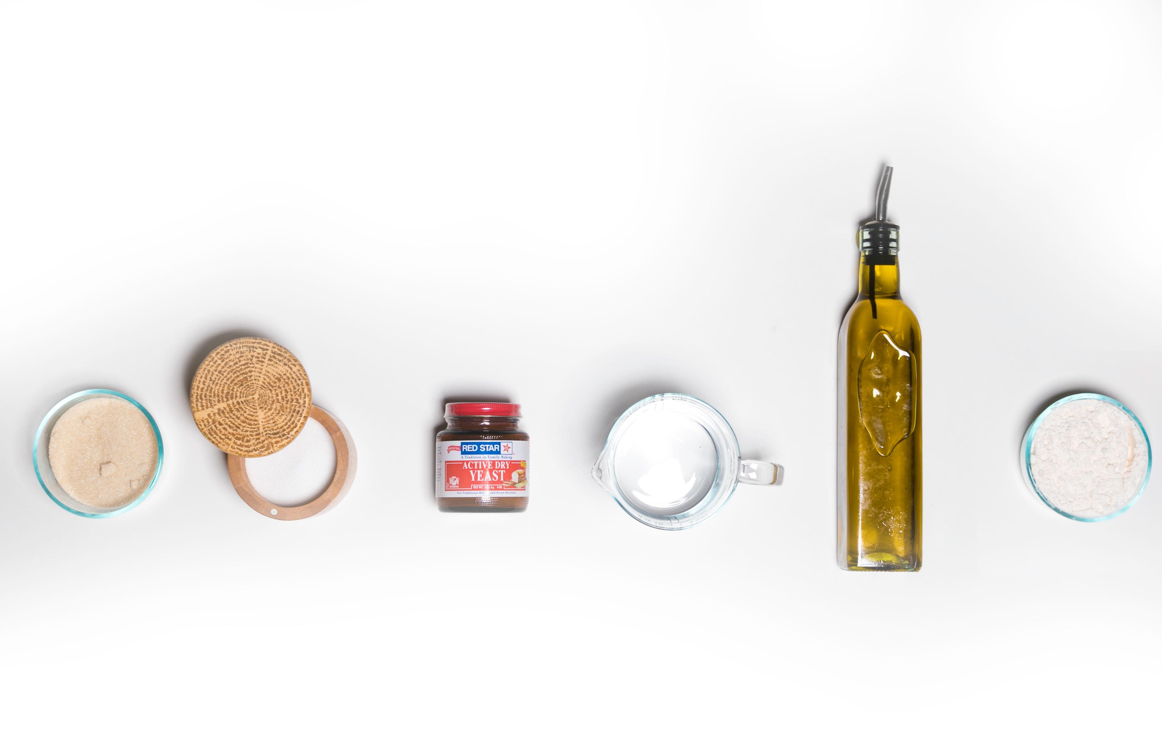 Ingredientes más utilizados en repostería